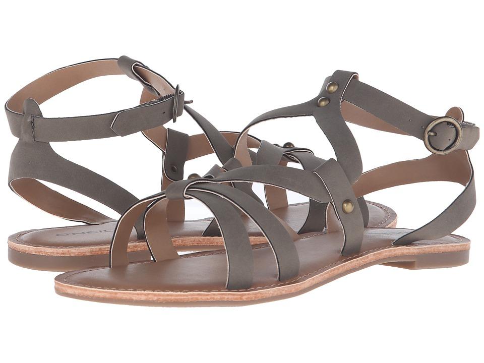 ONeill Avril Dark Olive Womens Sandals
