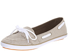 Keds Teacup Boat Micro Dot (Olive Chambray)