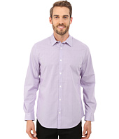 Calvin Klein - Cool Tech Mini Check Poplin Woven Shirt