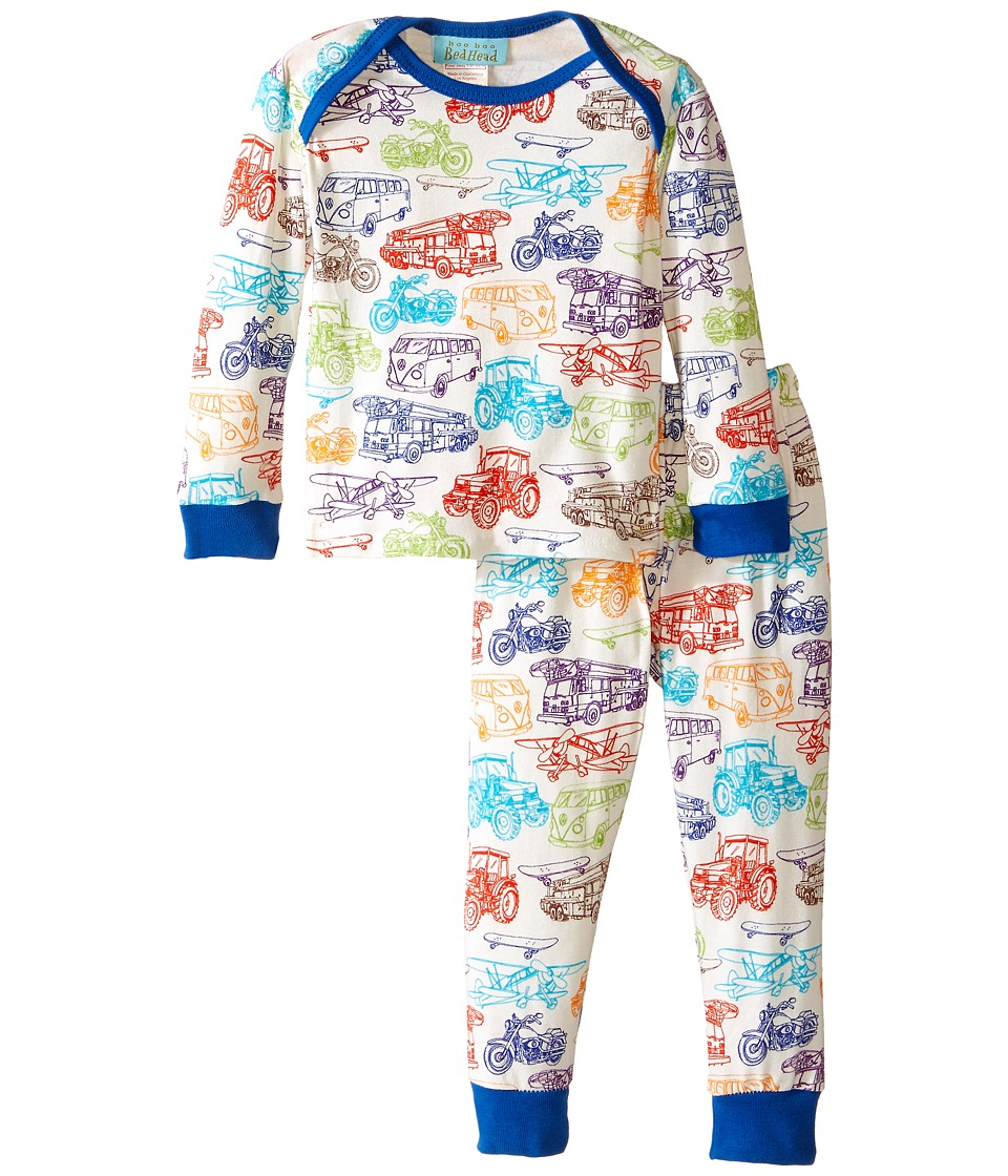 BedHead Kids L/S Baby Tee Pant Infant Boys Toys Boys Pajama Sets