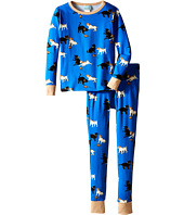 BedHead Kids - Snug Fit L/S Classic PJ (Big Kids)