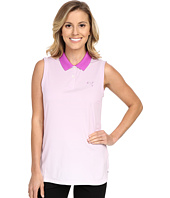 PUMA Golf - 3D Stripe Sleeveless Polo