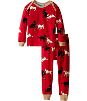 BedHead Kids - Long Sleeve Baby Tee & Pant Set (Infant)