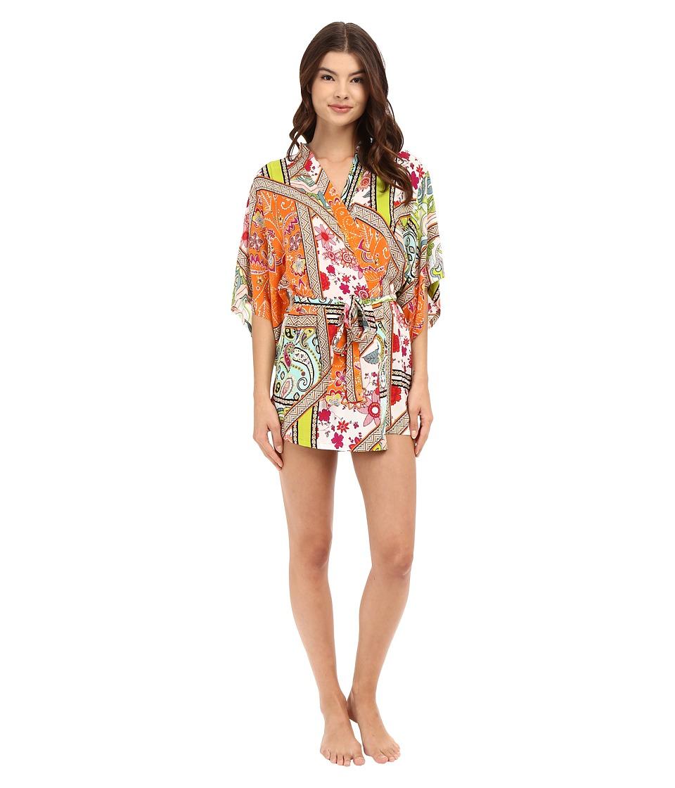 Josie Free Spirit Wrap Multi Womens Pajama