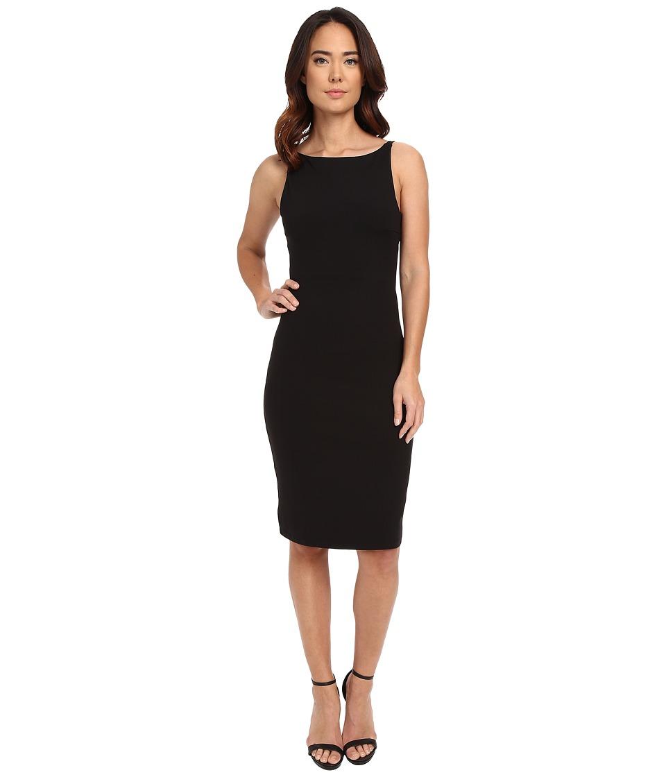 Susana Monaco Hilda Dress Black Womens Dress