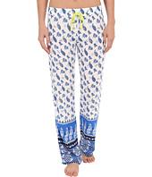 P.J. Salvage - Coastal Blue Bandana Print Pant