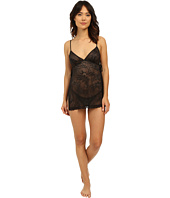 Natori - Feathers All Over Lace Babydoll Set