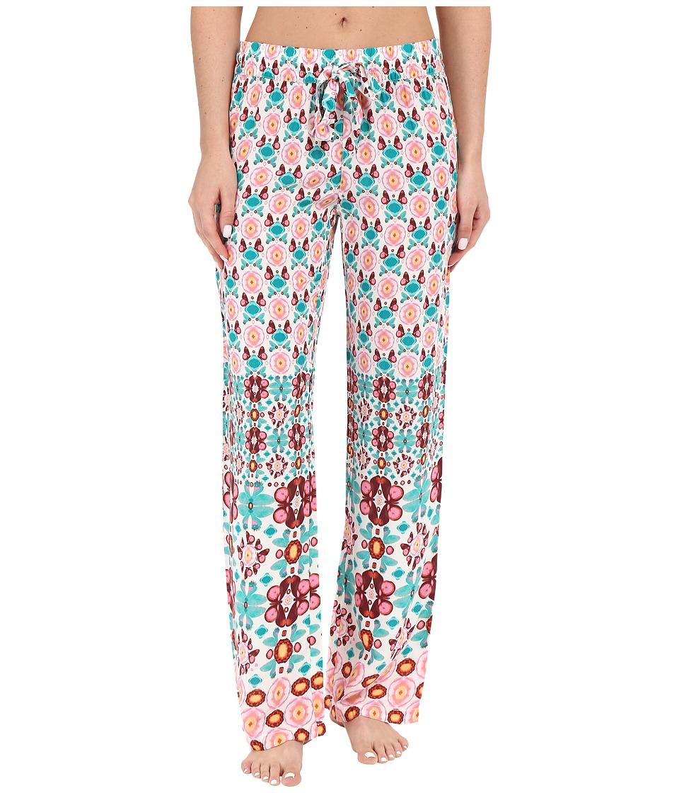 P.J. Salvage Dream in Color Sleep Pants Natural Womens Pajama