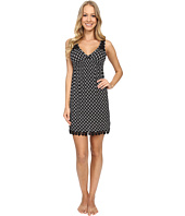 P.J. Salvage - Ikat Dot Lace Trim Chemise