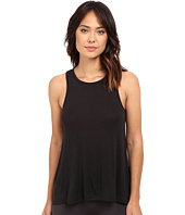 Yummie by Heather Thomson - 2x1 Pima Rib Racer Tank Top