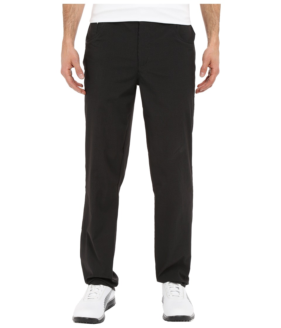 PUMA Golf 6 Pocket Pants Black Mens Casual Pants