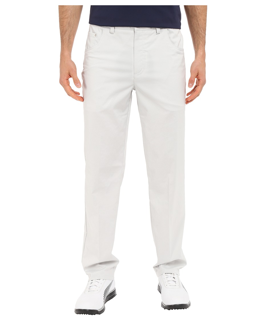PUMA Golf 6 Pocket Pants Gracier Grey Mens Casual Pants