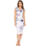 Ted Baker - Sophiah Acanthus Scroll Midi Dress