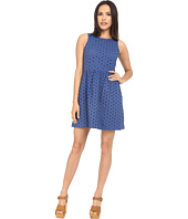 kensie - Daisy Dot Eyelet Dress KS3K7835