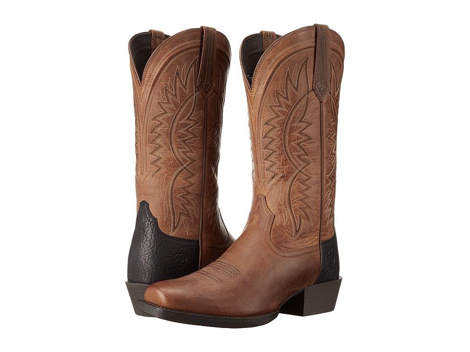 Ariat Troubadour (Powder Brown) Cowboy Boots