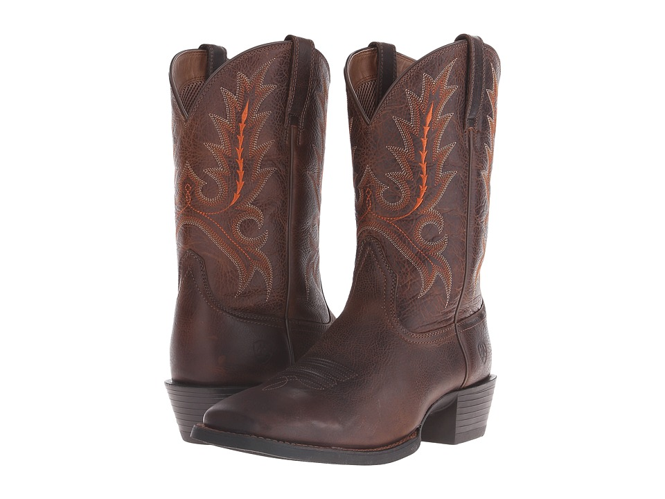 Ariat Sport Outfitter (Wicker) Cowboy Boots