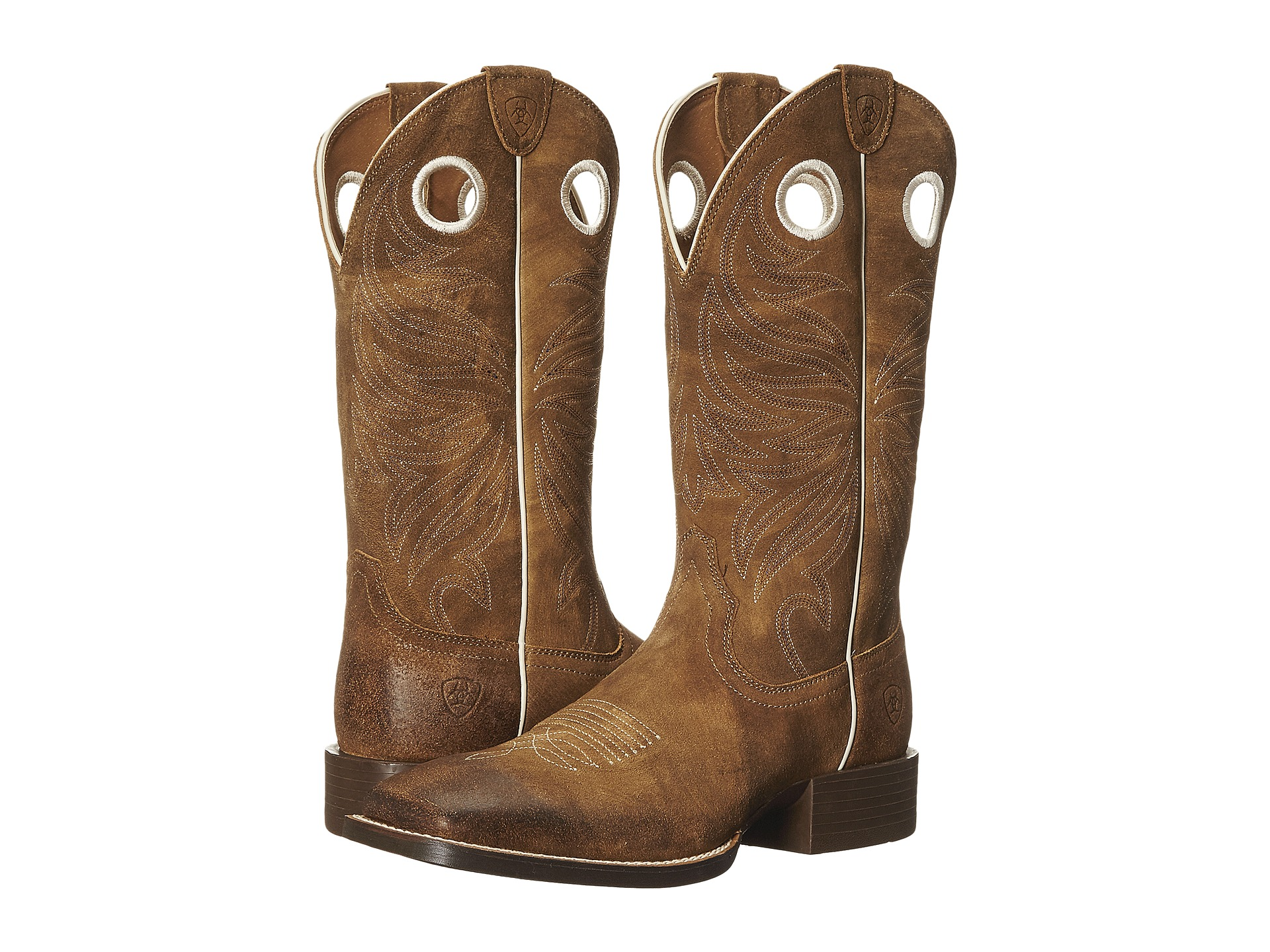 Wide Width Cowboy Boots | Shipped Free at Zappos