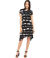 kensie - Animal Stripe Dress KS3K7869