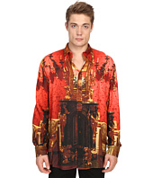 Vivienne Westwood - Wallace Print Viscose Omar Shirt
