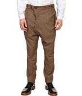 Vivienne Westwood - Nappy Wool Alcoholic Trousers