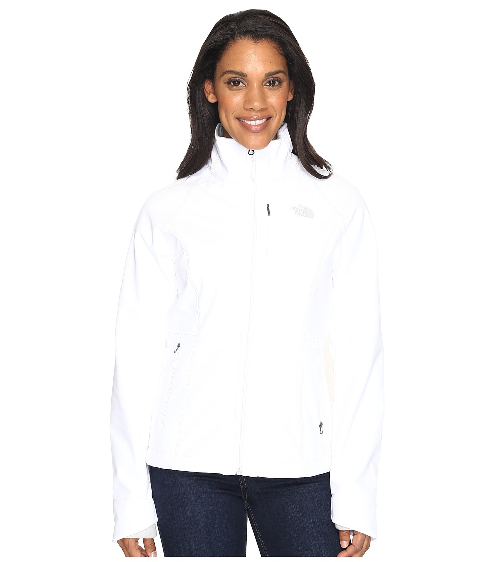The North Face Apex Bionic Jacket (TNF White/High Rise Grey) Women