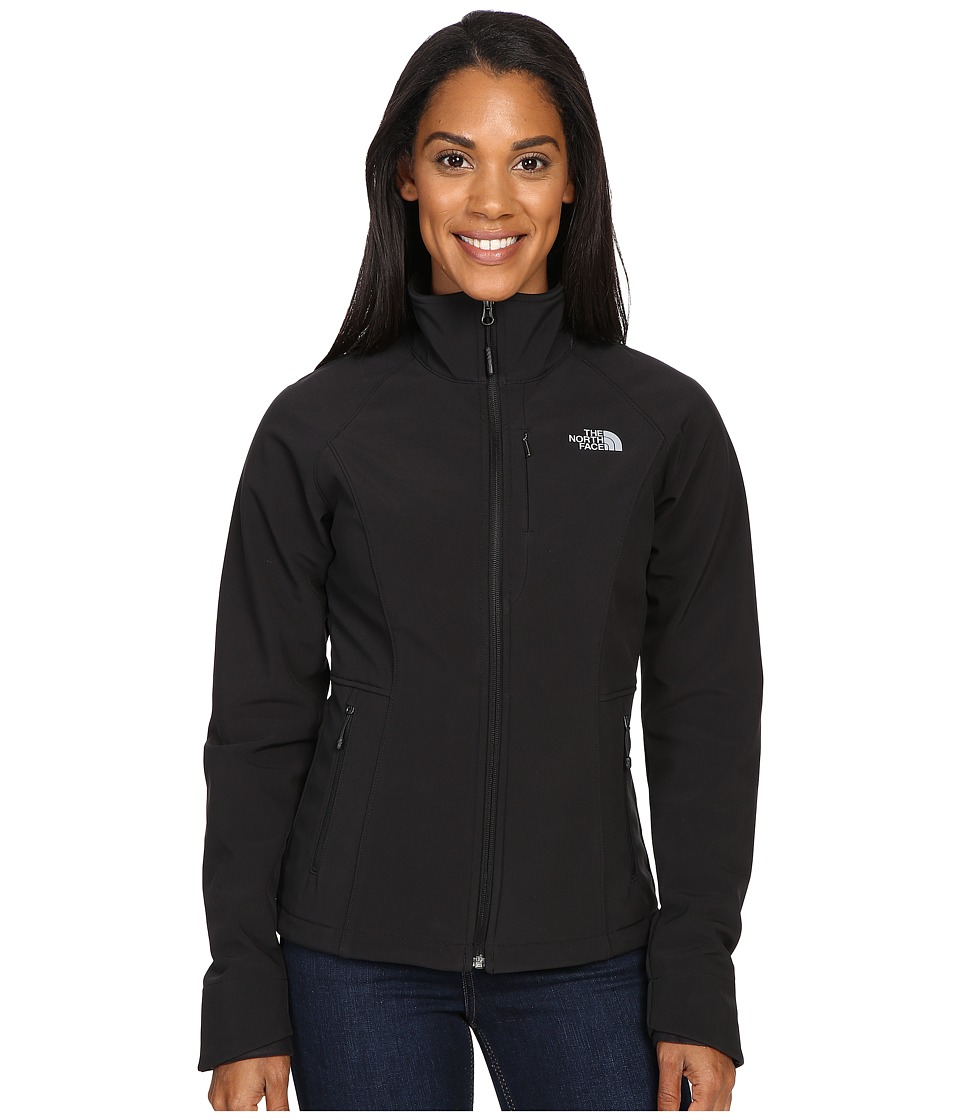 The North Face Apex Bionic Jacket (TNF Black/Mid Grey) Women