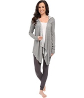 P.J. Salvage - Reversible Cozy in Cable Wrap Cardigan