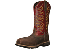 Ariat Workhog Wide Square Toe Tall II Compositie Toe