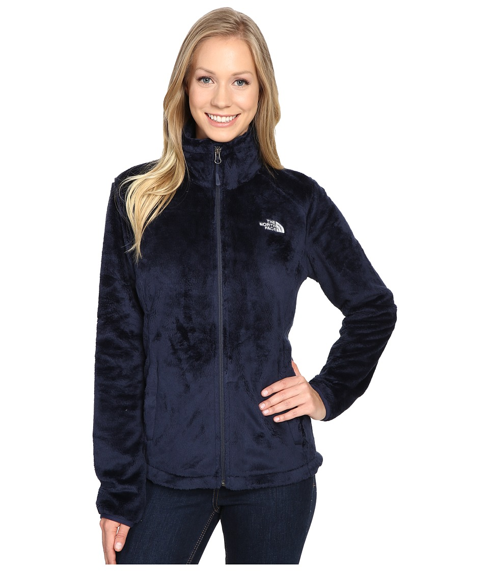 The North Face Osito 2 Jacket (Cosmic Blue/Artic Ice) Women