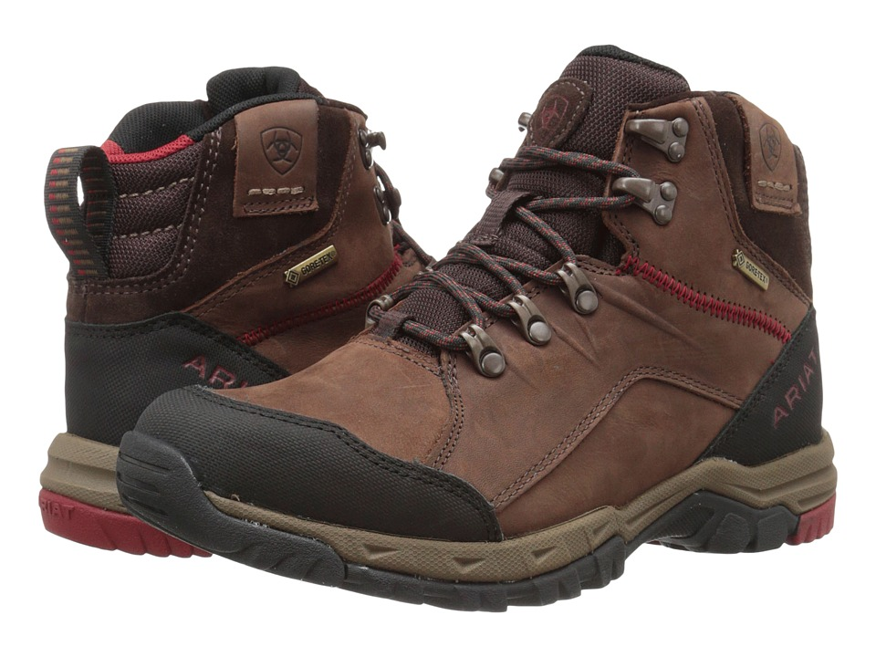 Ariat Skyline Mid GTX (Dark Chocolate) Men