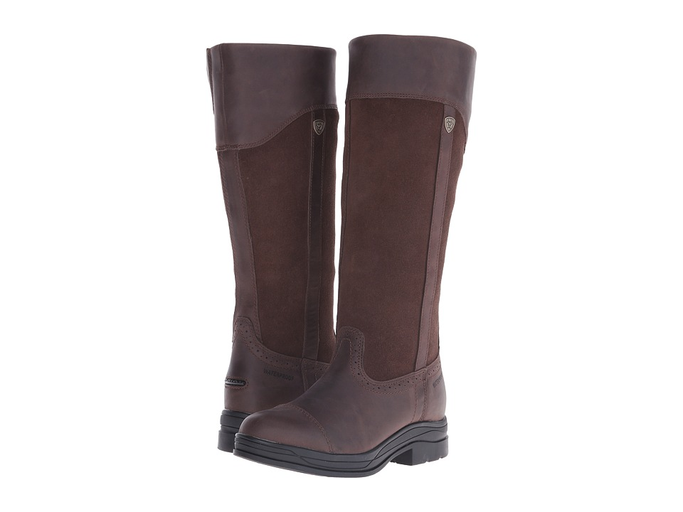 Ariat - Ennerdale H2O (Dark Brown) Women