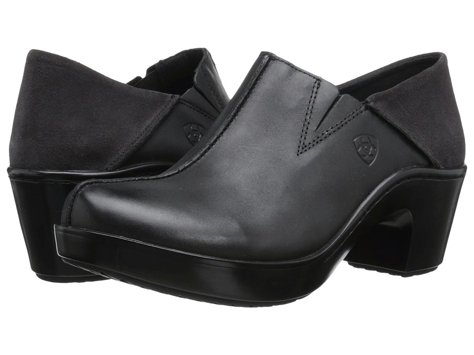 Ariat Kick Back Clog (Black) Women