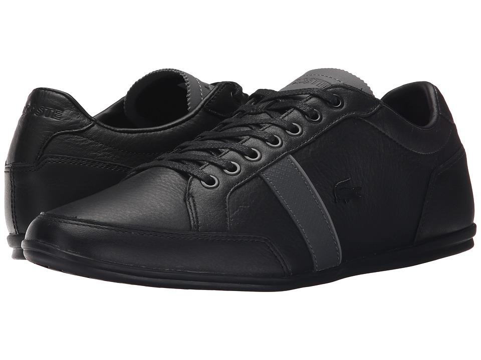 Lacoste Alisos 116 1 Black Mens Shoes
