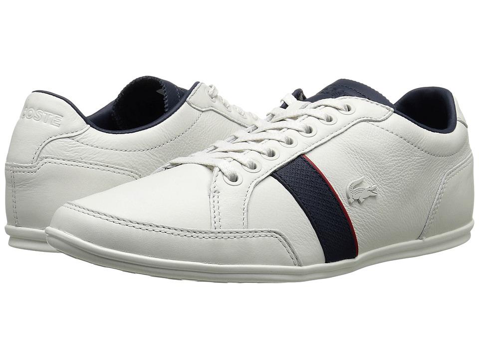 Lacoste Alisos 116 1 Off White Mens Shoes