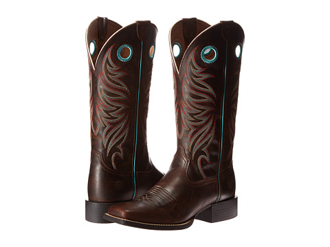 Ariat Round Up - Sassy Brown