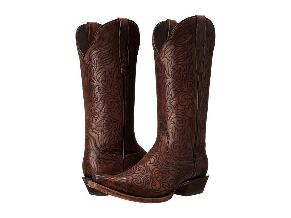 Ariat - Sterling (Cognac) Cowboy Boots