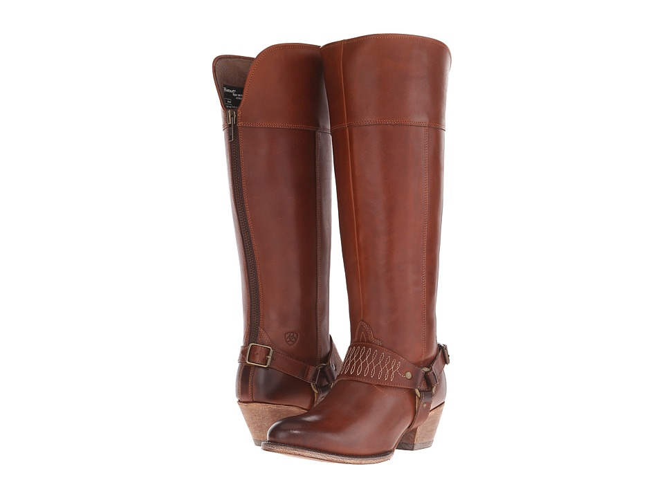 Ariat - Sadler (Cedar) Cowboy Boots