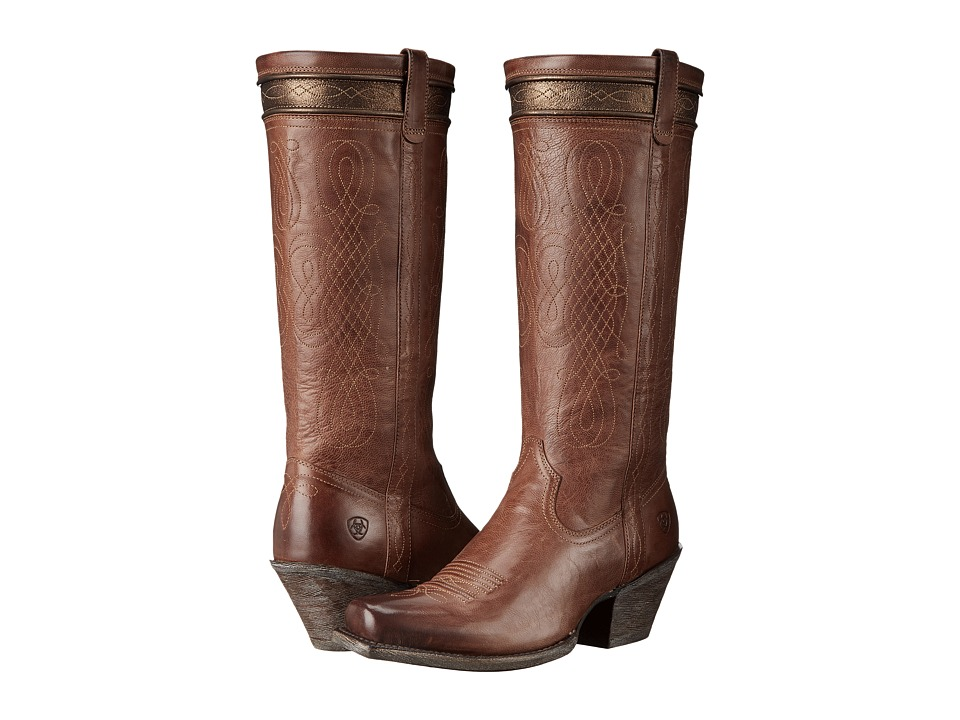 Ariat - Trinity (Chai) Cowboy Boots