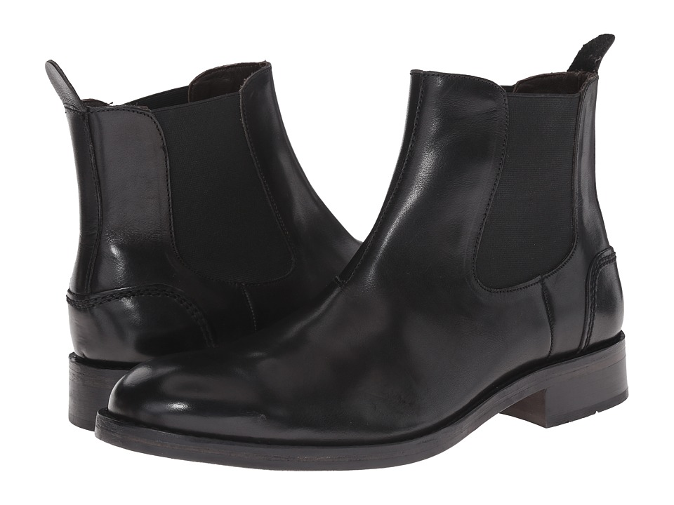 Wolverine 1000 Mile Montague Chelsea Boot Black Mens Pull on Boots