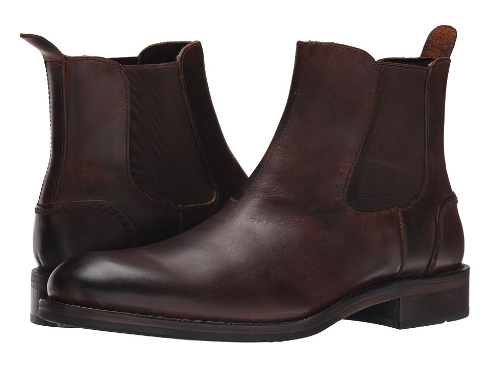 Wolverine 1000 Mile Montague Chelsea Boot Brown Mens Pull on Boots