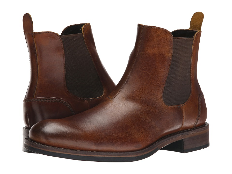 Wolverine 1000 Mile Montague Chelsea Boot Tan Mens Pull on Boots
