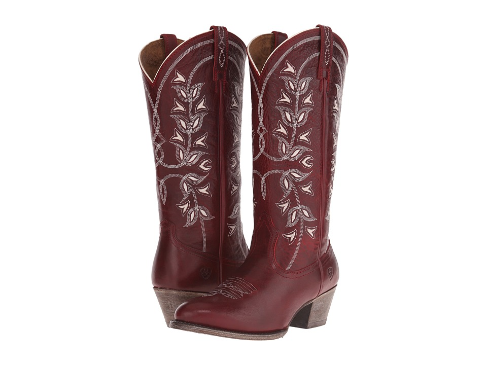 Ariat Desert Holly (Rosy Red) Women