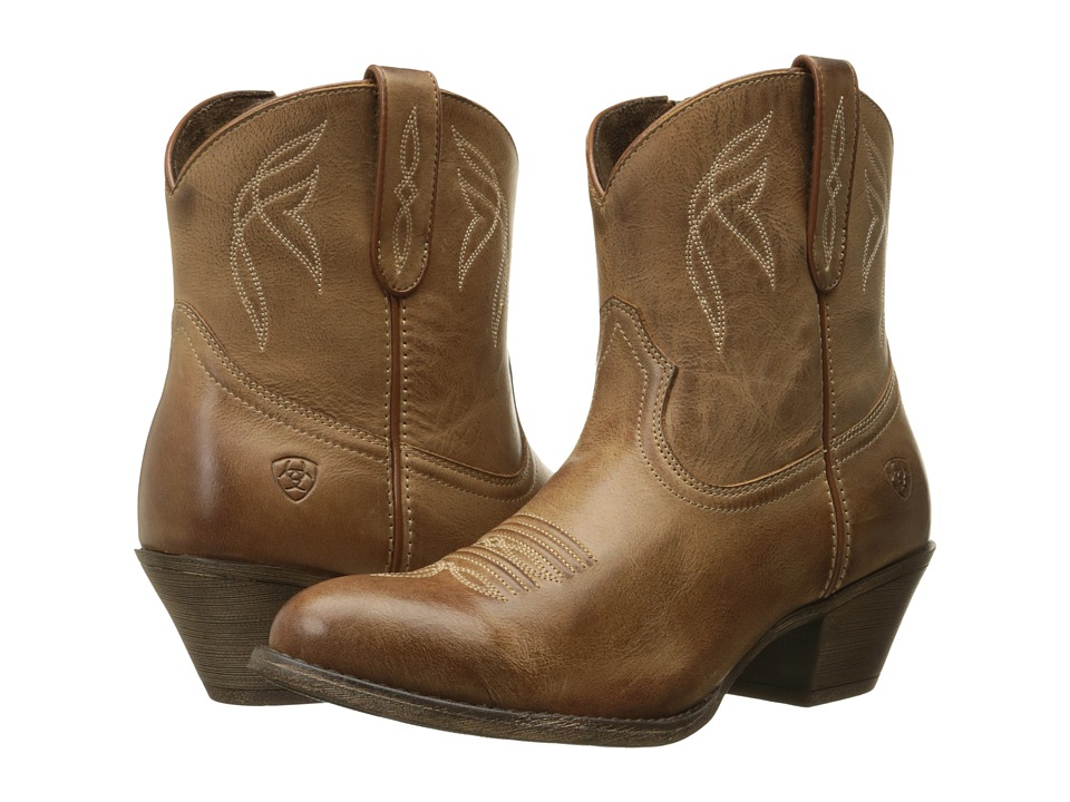 Ariat Darlin (Burnt Sugar) Cowboy Boots