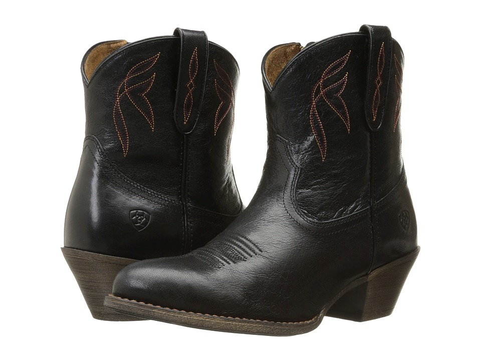 Ariat - Darlin (Old Black) Cowboy Boots