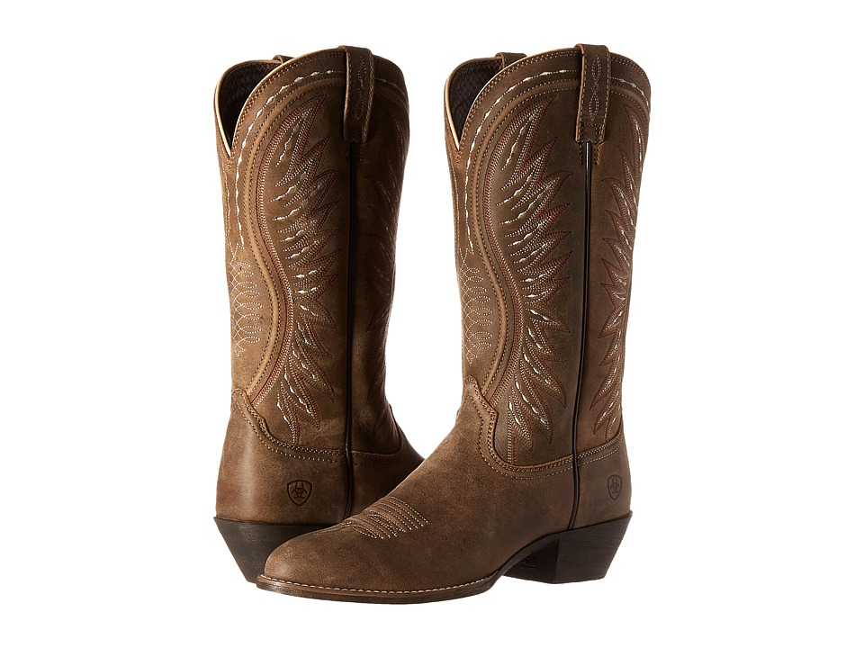 Ariat Ammorette (Brown Bomber) Cowboy Boots