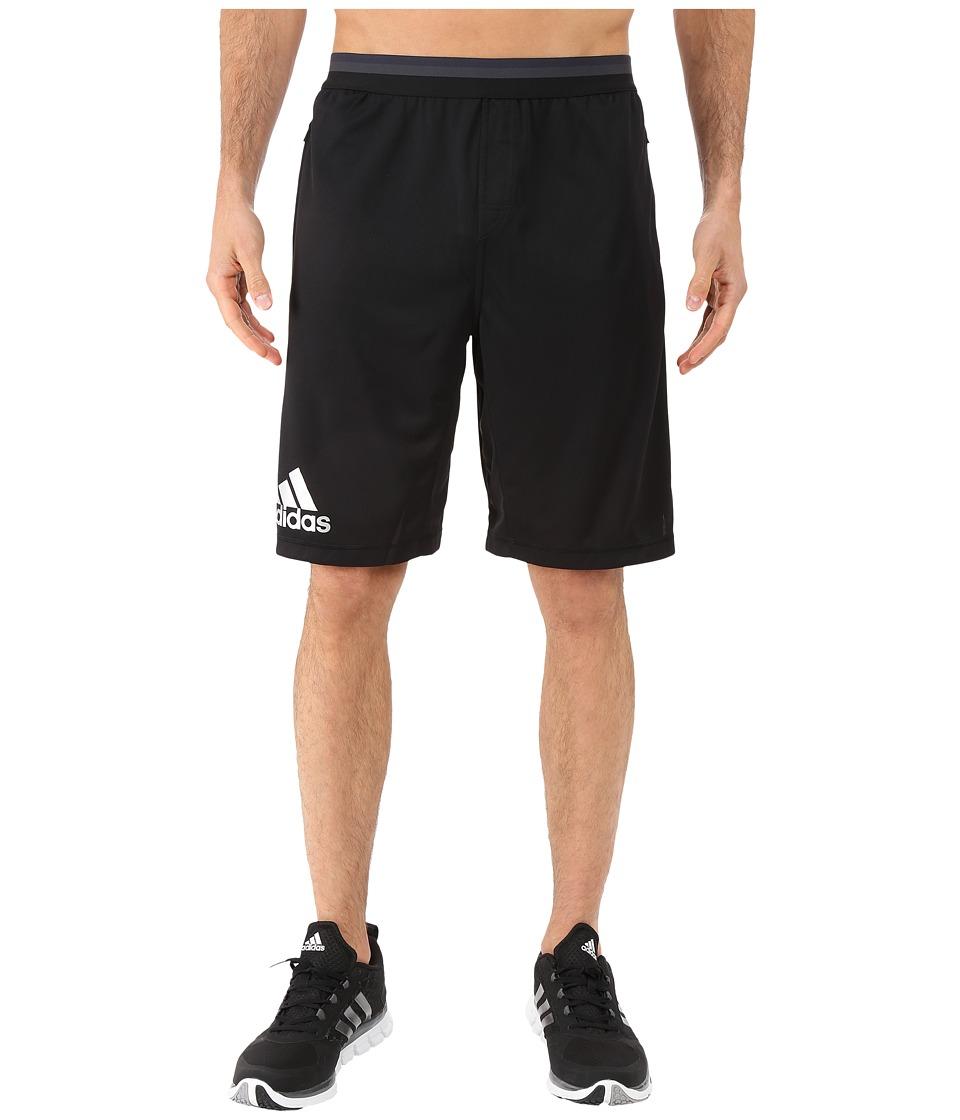 adidas Climachill Shorts Black Mens Shorts