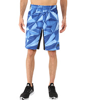 adidas - Team Issue 3-Stripes Shorts - Liquid Crystal Photo Print