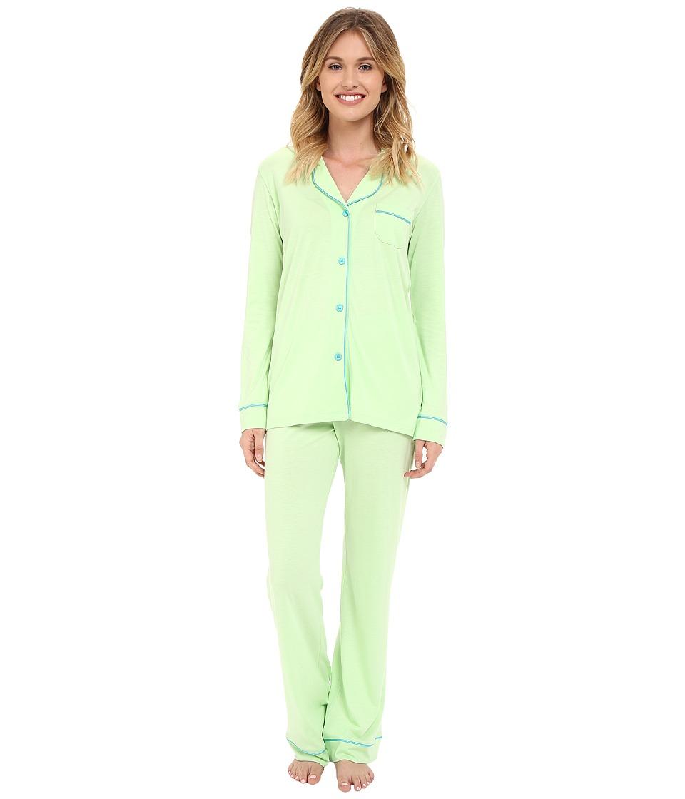Cosabella Bella PJ Paradise Green/Blue Mediterraneo Womens Pajama Sets