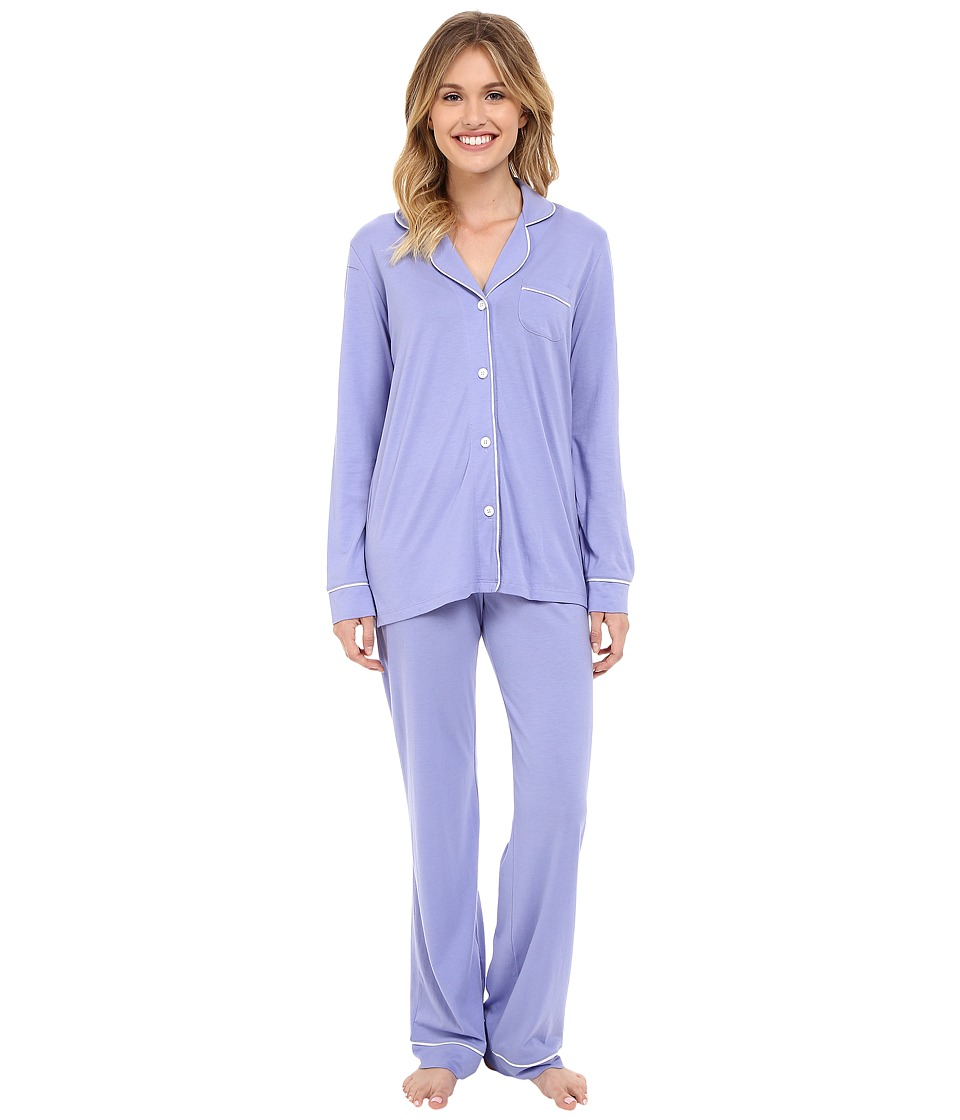 Cosabella Bella PJ Purple Sky/White Womens Pajama Sets