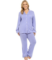 Cosabella - Plus Size Bella PJ Long Sleeve Top and Pants PJ Set